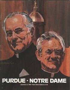 1980-Purdue-vs-Notre-Dame-Football-Game-Program