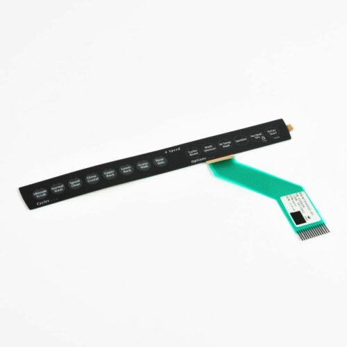 Frigidaire 154489203 Dishwasher Keypad Assembly Genuine OEM part