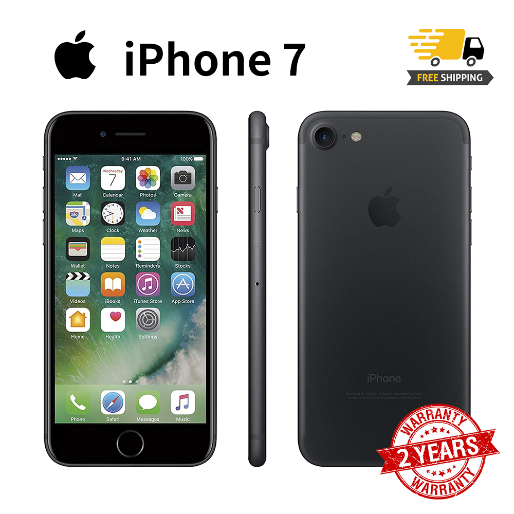 iPhone: NUOVO  APPLE IPHONE 7 32GB Black/Nero GARANZIA 24 MESI SIGILLATO  IT