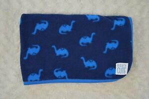 Mighty Cute Dinosaur Baby Blanket