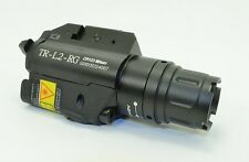 LASERSPEED TRI BEAM ALSO KNOWN AS THE Predator/ 3 RED 1 GREEN LASER