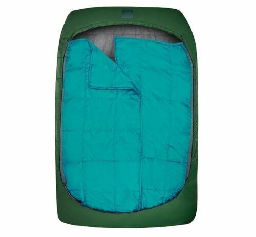 Kelty Tru Confort Doublelarge 2 personne Cloudloft Sac de couchage 20 Degré synthétique