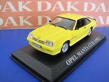 Die cast 1/43 Modellino Auto Opel Manta GT-E 1982