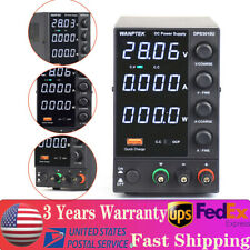 High Precision Variable Adjustable Lab Dc Switching Bench Power Supply 0 30v 10a