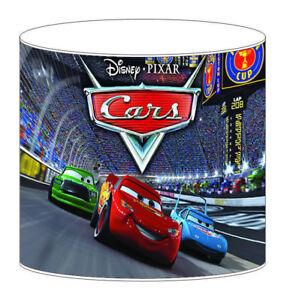 Disney Pixar Cars Lampshades Ceiling Light Table Lamp Bedding ...
