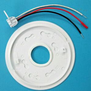 Kidde Smoke Alarm 120v Ac Quick Connector Wiring Harness Trim