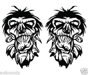 rc / hobby airbrush stencil's - paint mask's-zombi #2 ...