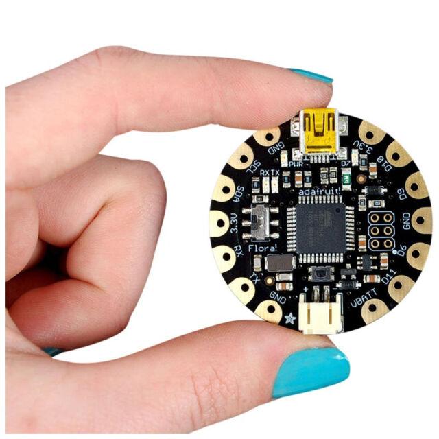Adafruit FLORA - Wearable electronic platform: Arduino-compatible [ADA659]