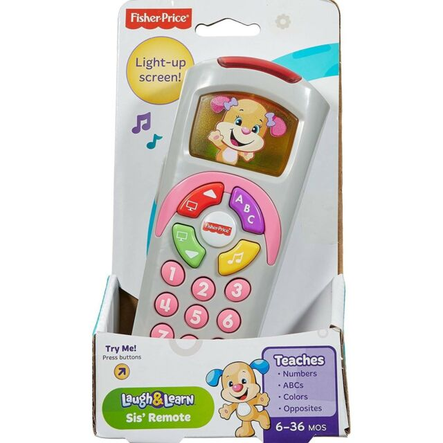 6 Month Old Toys Baby Remote Control Toddlers Girl Boy ...