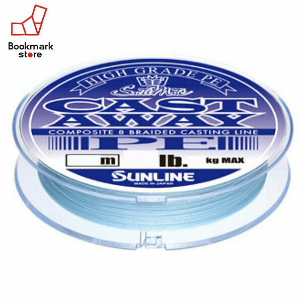 NEW Sunline Saltimate Castaway  PE 150m 10lb 4.2kg Purple bluee 8 Braid Line JPN  deals sale