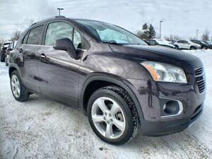 2015 Chevrolet Trax LTZ | AWD | Remote Start | Backup Cam |