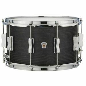 Ludwig-LKS784XXBH-Keystone-X-Series-8-034-x-14-034-Snare-Drum-Night-Oak
