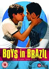BOYS IN BRAZIL - DVD - REGION 2 UK