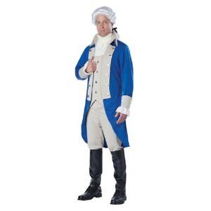 George-Washington-Revolutionary-War-Blue-Adult-Costume-3-Sizes