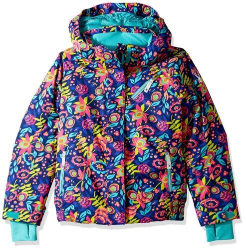 NWT Big Girls NEW Spyder Kids Girls Ski Snowboarding Lola Jacket Size 16