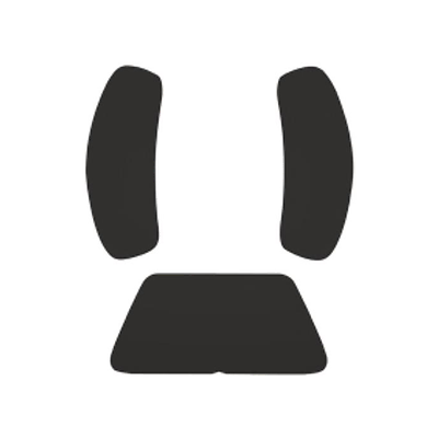 NEXX Helmet Ergo Padding Kit Size Adjustment Pads