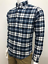 Men-039-s-100-Cotton-Yarn-Dyed-Flannel-Colourful-Check-Shirts-Regular-Fit-5-Colours thumbnail 21