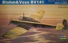 Blohm & Voss BV 141 , 1:48 , HobbyBoss , Plastikmodellbausatz , *NEU*