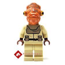 senza confezione LEGO Star Wars 7754-a casa una MON CALAMARI