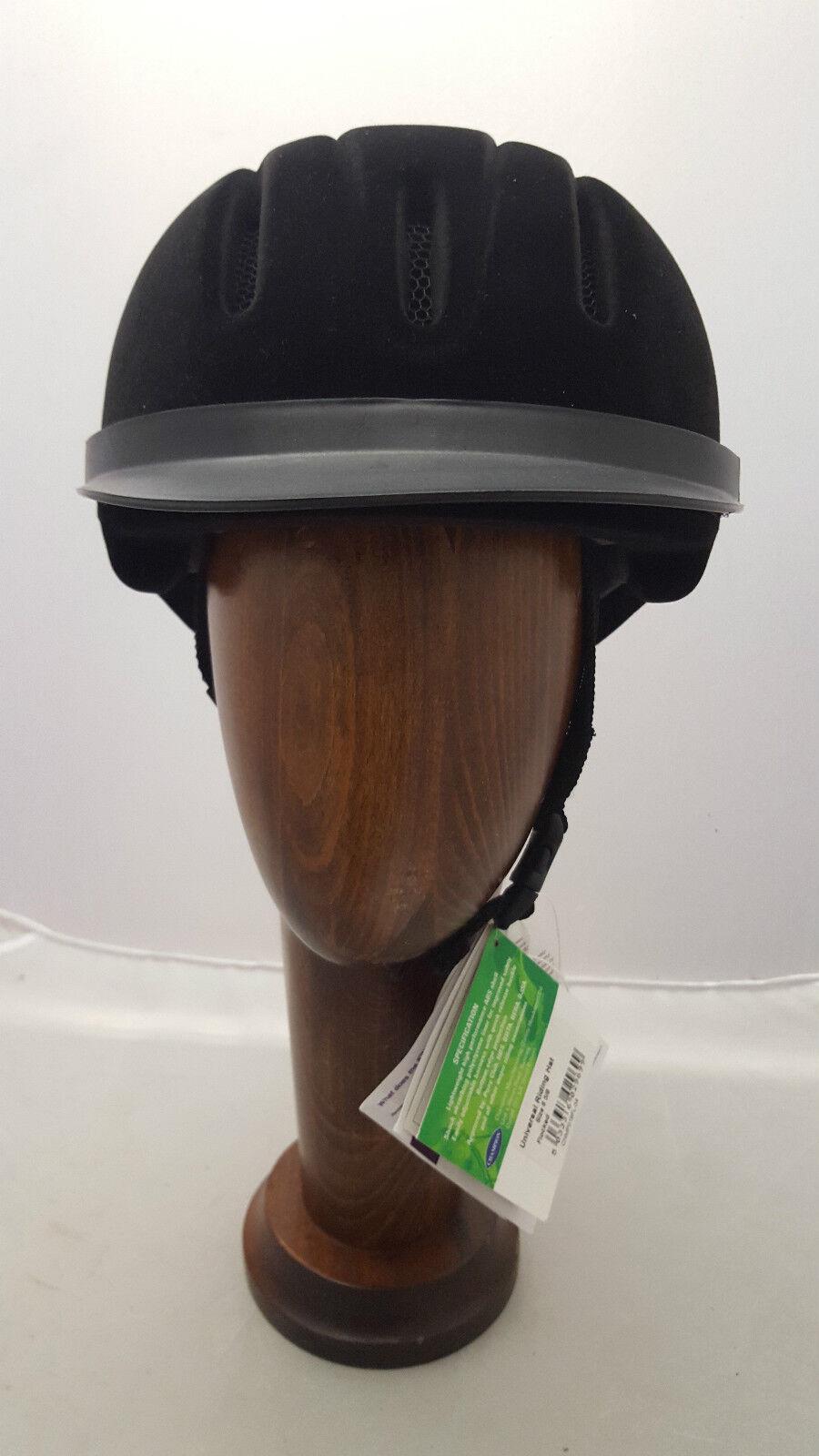 CHAMPION resistenza UNIVERSALE Cappello di velluto nero