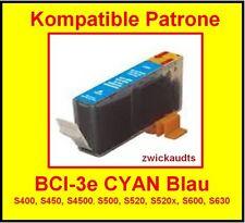 komp. Patrone für CANON BCI-3eC  BCI-6eC * S400 S450 S4500 S500 S520 S600 S630