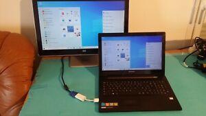 """PC portable Lenovo G50-45 de AMD (E1) avec Windows 10 _ & (15,6"""" pouces"""