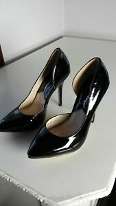 NWOB-Reneeze-Ladies-Black-Heels-Size-5-5-R026