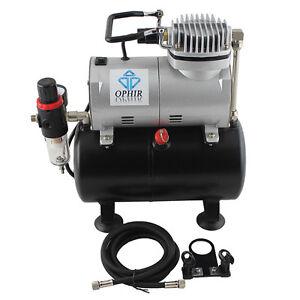 Compresor mini para bomba de 12 V o 220 V.