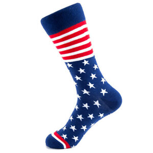 Patriotic-socks-Independence-Day-American-flag-socks