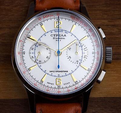 Tr40cy Strela Chronograph 40mm Gut Verkaufen Auf Der Ganzen Welt