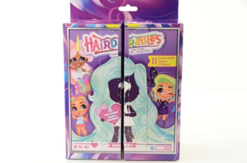 Doll /& Accessories BRILLIANT BRIT HAIRDORABLES Surprise Doll JUST PLAY