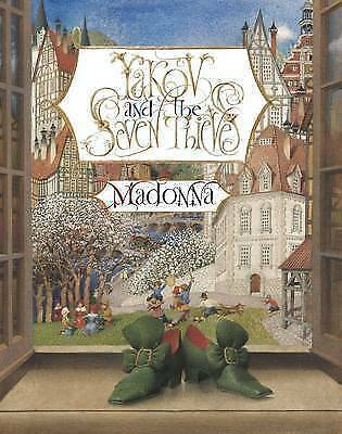 1 of 1 - Yakov and the Seven Thieves by Madonna (Hardback, 2004) New