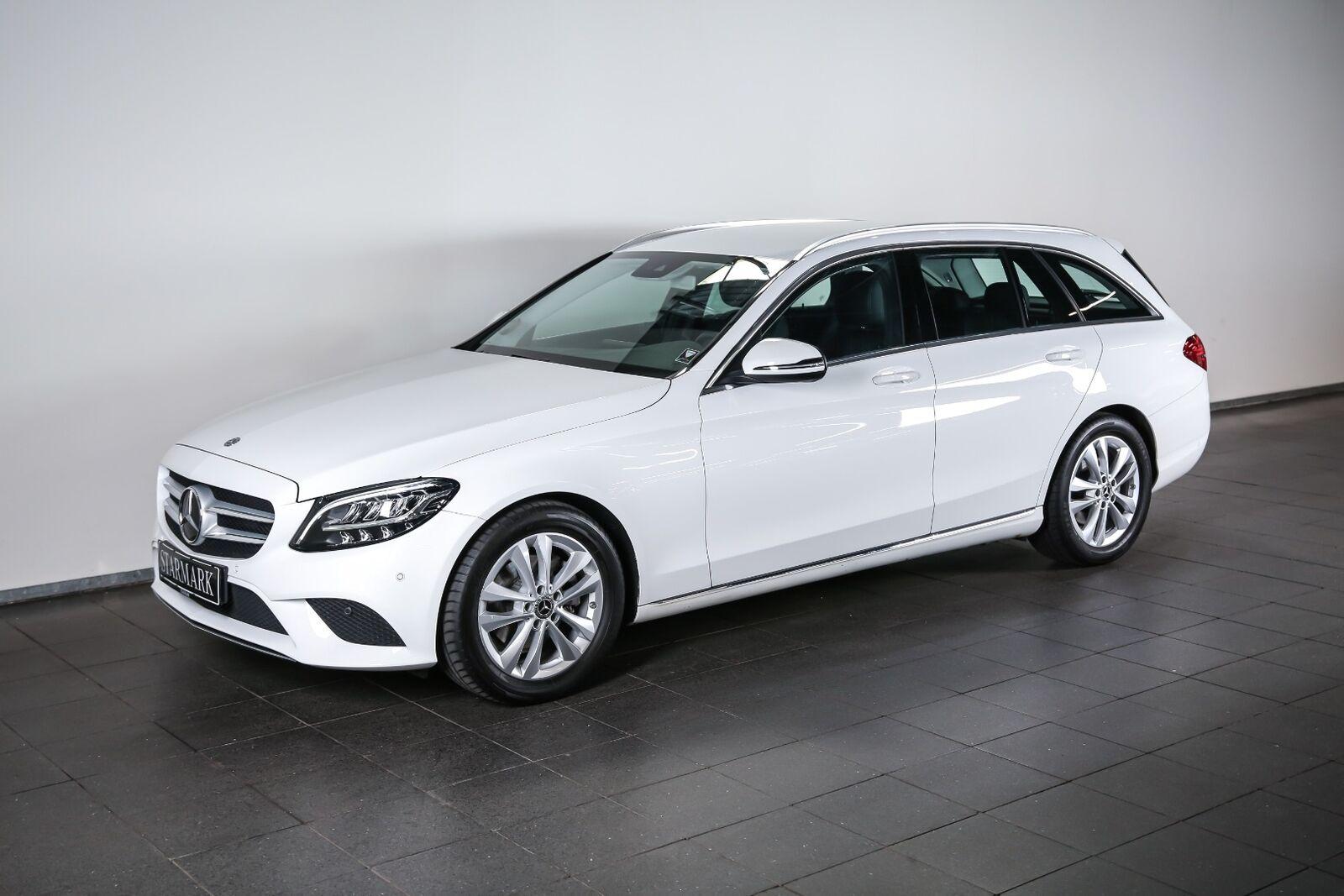 Mercedes-Benz C200 1,5 Avantgarde stc. aut.