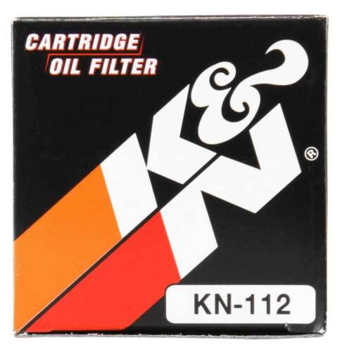 KN Powersports Oil Filters KN-112 K/&N OIL FILTER; POWERSPORTS