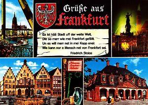 Grüße aus Frankfurt , Ansichtskarte , 1982 gelaufen - <span itemprop=availableAtOrFrom>Schwerin, Deutschland</span> - Vollständige Widerrufsbelehrung Widerrufsbelehrung und Muster-Widerrufsformular für Verbraucher Widerrufsbelehrung Widerrufsrecht Sie haben das Recht, binnen eines Monats ohne Angabe von  - Schwerin, Deutschland