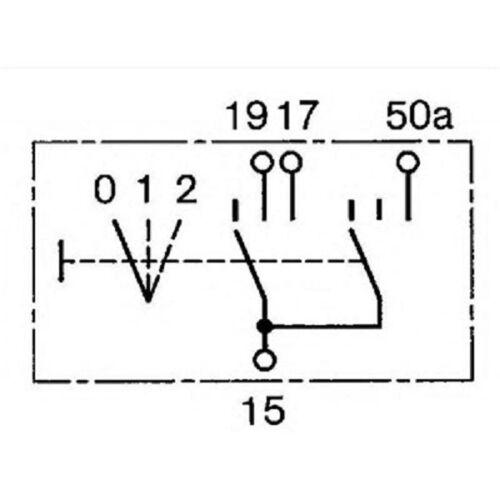 Glühanlassschalter/_Deutz-Fahr/_D25,D30,D40,D50,2505,3005,4005,5005,6005,8005,2506