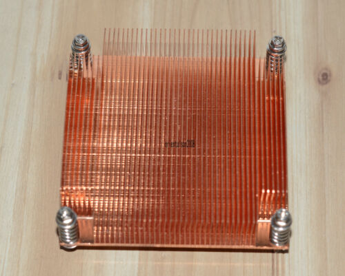 Dynatron K129 1U CPU Cooler for Intel socket 11366Bottom plate