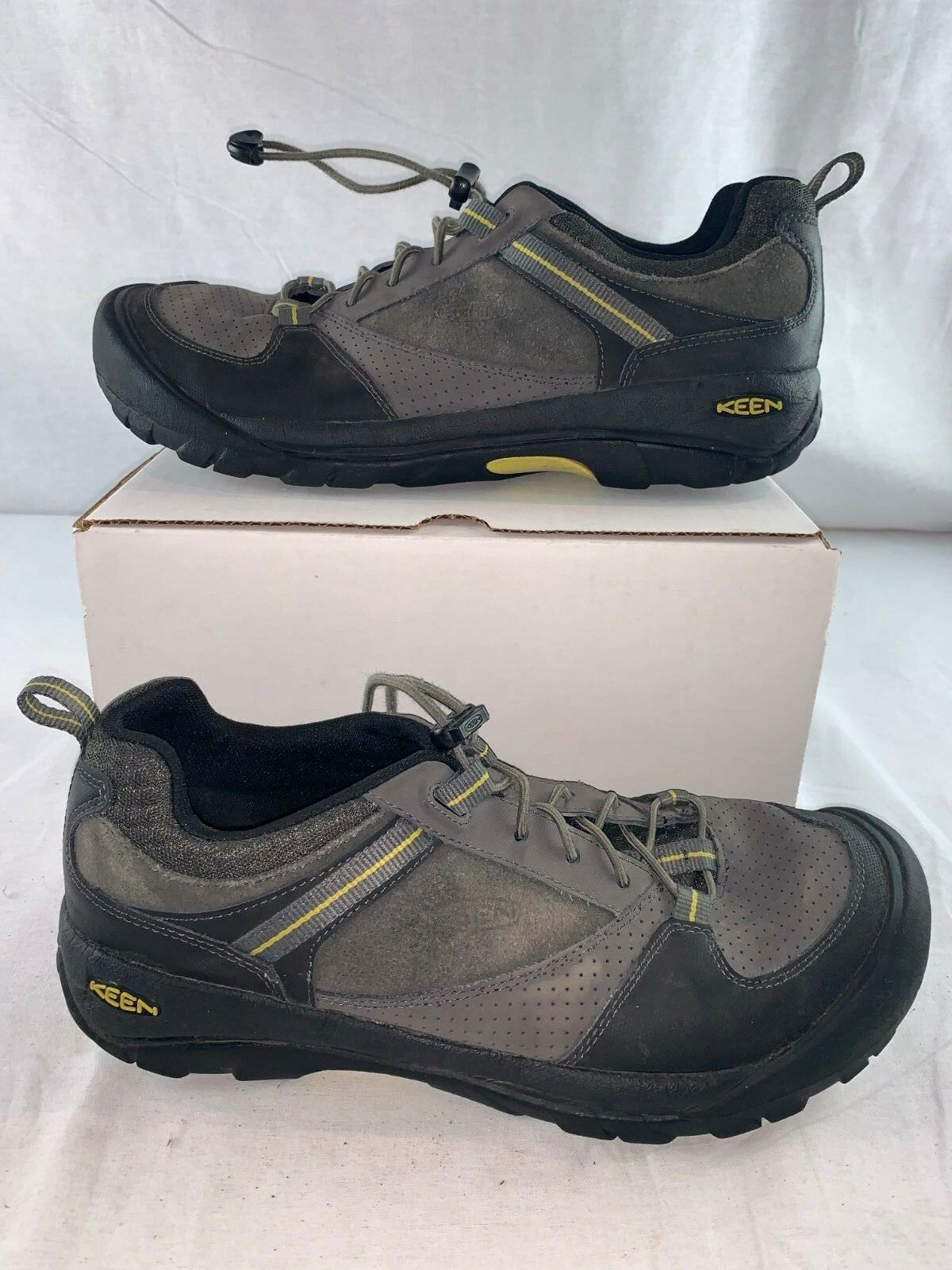 KEEN Men's Montford m Fashion Sneaker  1014366  Magnet  SIZE 11.5