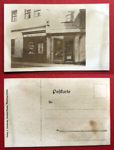 Foto-AK-DRESDEN-Plauen-um-1905-Ladengeschaefte-Marta-Koppe-Cigarren-66550