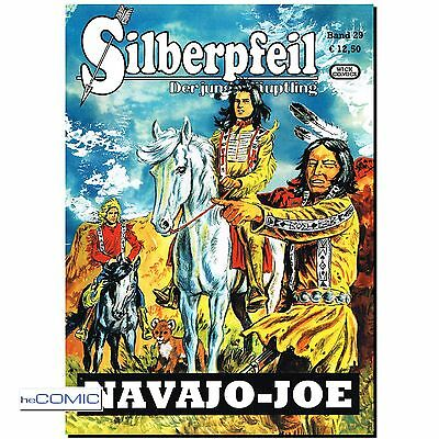 Silberpfeil Jugendabenteuer 29 Navajo Joe Sels KINDER WESTERN WICK COMICs NEU