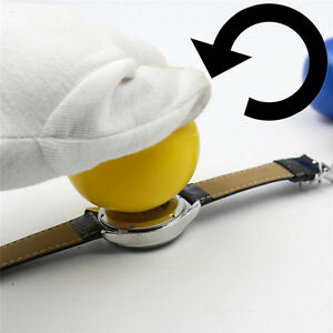 Ball-Shape-Rubber-Ball-Repair-watch-case-Back-opener-Friction-Opening-amp-Repair-Kit
