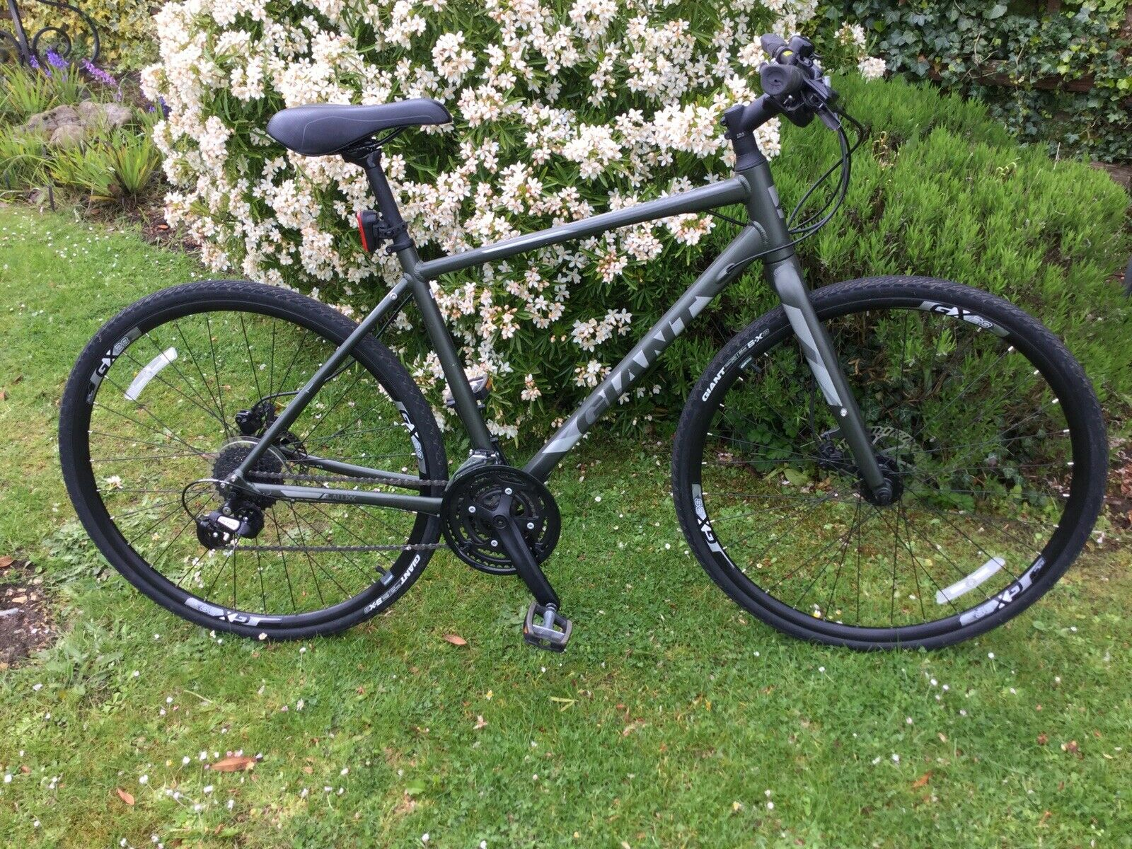 Bicycle Giant Escape Hybrid 2 Disc 2018   Cycling   Road   Off Road.