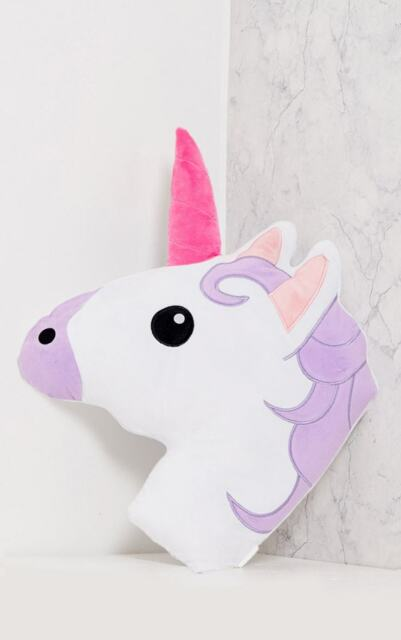 Extra Soft Unicorn Unihorn Cushion Emoji Pillow Birthday Gifts For Her