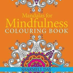 Image Is Loading NEW Mandalas For Mindfulness Colouring Book By Sharmell