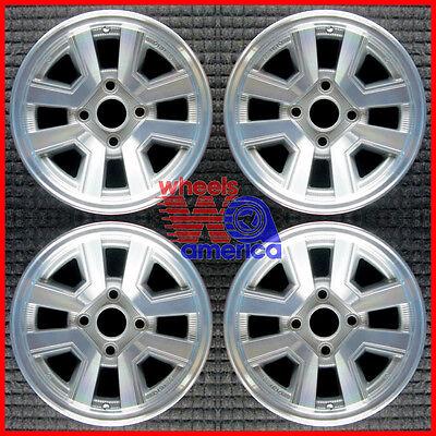"Toyota Celica 1982-1986 14"" Set of 4 Wheels Rims 4260114021 69144"