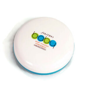 Shiseido Baby Powder Pressed Medicated Facial With Soft