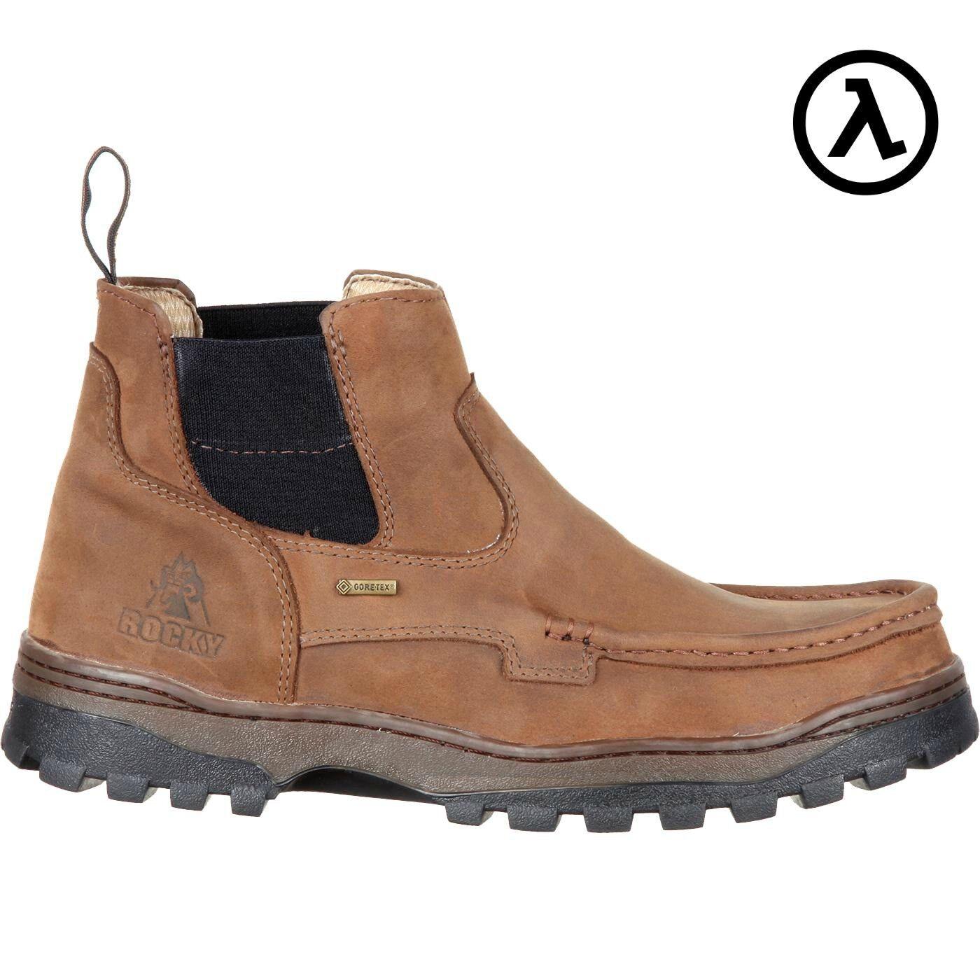 Dakota 6'' Quad Comfort Men's Brown Steel Toe/Plate Work Boot 9.5W
