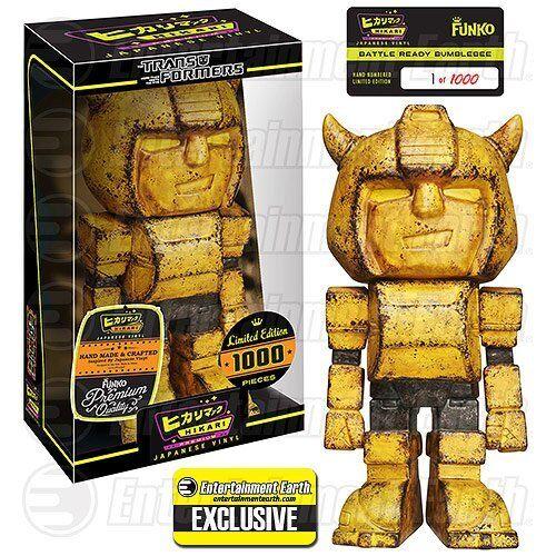 el estilo clásico Transformers Batalla Listo Bumblebee Hikari Premium EE Exc. Juguetes Nuevos Nuevos Nuevos Exclusivos  hasta 42% de descuento
