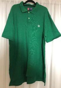 Chaps Size Shirt Forest Xl Polo Ralph Men's Green Lauren POikXTZwu