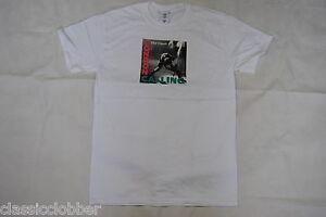The Clash Joe Strummer Logo Officiel Tee T-shirt pour homme